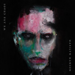 Marilyn Manson - RED BLACK AND BLUE